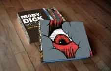 Moby Dick in picture